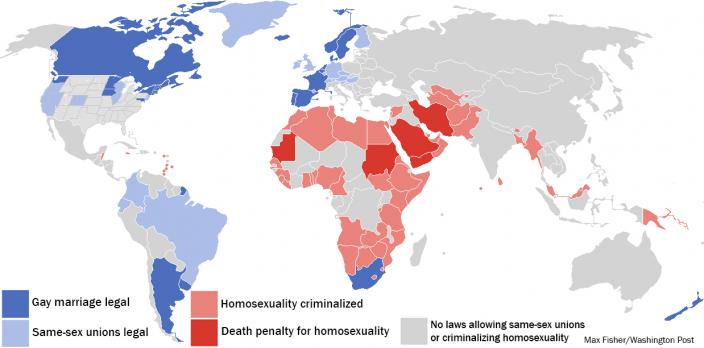 Карта прав ЛГБТ-сообщества
